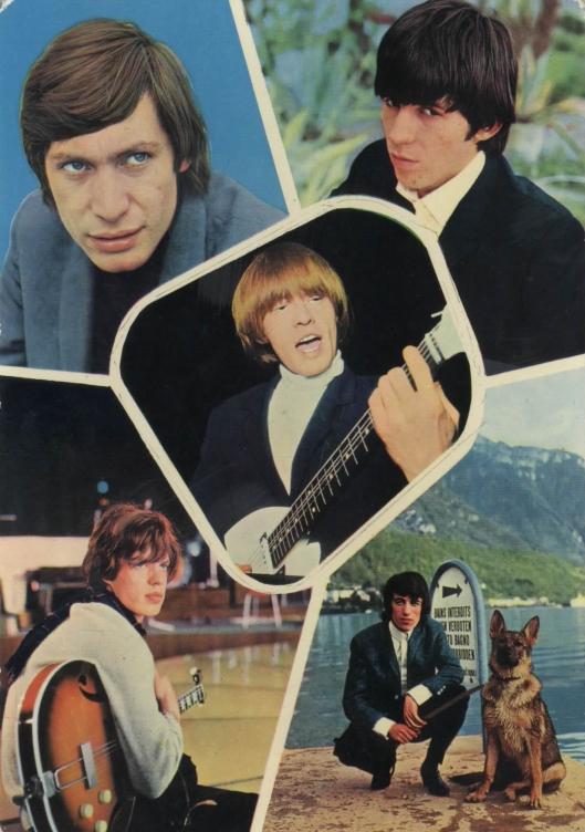 postal original promo 1968