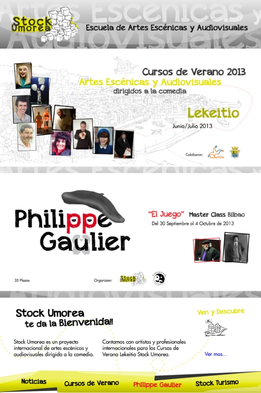 Stockumorea + Philippe cast