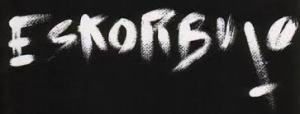 tipografía eskorbuto