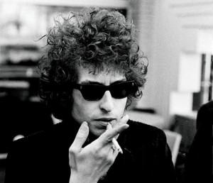 Bob-Dylan fumando